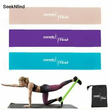 Resistance Bands Rubber Band Workout Fitness Gym Equipment Rubber Loops Yoga Gym