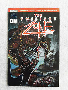 Twilight Zone #1A (Nov 1991, Now) FN+ 6.5