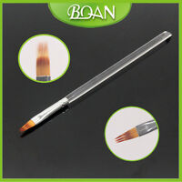 1PC Clear Ombre Brush Nylon UV Gel Nail Brush Professional Nail Art Design Tools