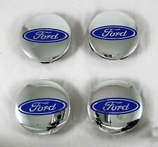 4 Pcs Set FORD Alloy Wheel Rims Center Centre Hub Caps 60/55 mm. Aluminum New