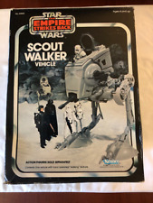 Star Wars Vintage Scout Walker AT-ST, boxed, ESB Kenner