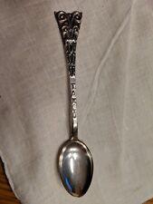 Sterling Silver 925 AMP TAXCO Mexico Souvenir Spoon