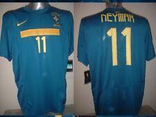 Brasil Neymar ADULTO XL BNWT Nike Fútbol Balonpié Camiseta Casaca Brasil Barcelona