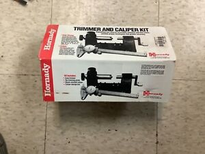 Hornady Trimmer and caliper kit