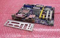 Foxconn G31MX-K VGA LGA775 Socket 775 DDR2 System Motherboard with Backplate