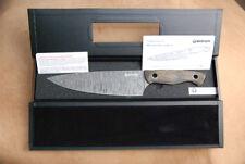 limmitiertes Böker Saga Damast Messer Chefmesser Premium Kochmesser Nr 22/199
