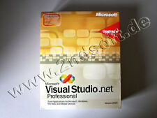 Visual Studio .net 2003 Professional Update, englisch, SKU: 659-01134