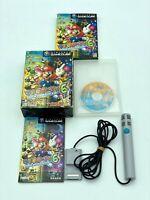 MARIO PARTY 6 Nintendo Gamecube with Mic JAPAN