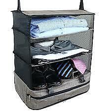 Stow-N-Go Travel Luggage Organizer