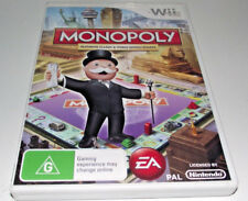 Monopoly Nintendo Wii PAL *Complete* Wii U Compatible