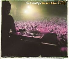 Paul van Dyk – We Are Alive ( CD Maxi, 2002 ) UK Import