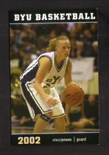 Brigham Young Cougars--2002-03 Basketball Schedule