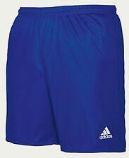 Original short football homme ADIDAS Parma II 742744 climalite bleu S  neuf