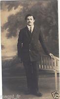 Photographie ancienne - Jeune homme (H7807)