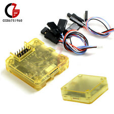 CC3D Openpilot Open Source Flight Controller 32 Bits Processor with Yellow Case