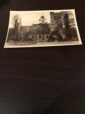 Old Postcard Stanmore The Church
