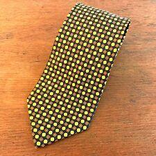 ETRO Milano Luxury Mens Silk Neck Tie Made in Italy