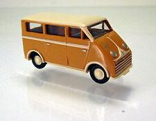 Busch 40915 DKW 3=6 Bus braun mit beigen Dach