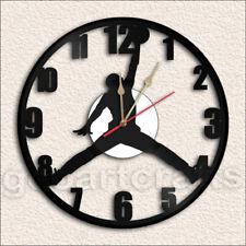 Michael Jordan Wall Clock Vinyl Record Clock