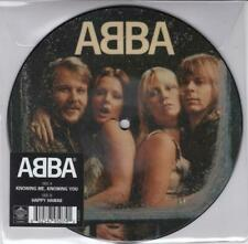 """Abba Knowing Me Knowing You UK 7"""" vinyl picture disc single 4795074 UNIVERSAL"""