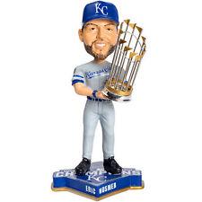Kansas City Royals Eric Hosmer 2015 World Series Trophy Bobblehead NEW IN BOX