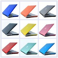 """Crystal Plastic Hard Case Cover Skin for MacBook Air Pro Retina 11"""" 13"""" 15""""inch"""