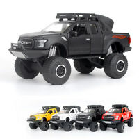 1:32 Ford Raptor F-150 OFF-Road Pickup Diecast Model Car Toy Collection Gift