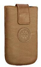 Sushi Cinnamon Phone Tasche Hülle Etui Case Braun für Samsung Galaxy S5 Mini