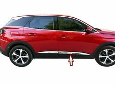 Molduras Cromadas de Puertas para Peugeot 3008 II a partir de 2016