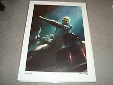 Mass Effect Thane Lithograph signed numbered 293/500 litho ME 2 3 limited