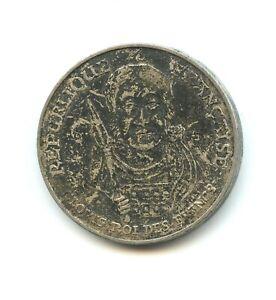 100 francs argent Clovis 1996 n°E980