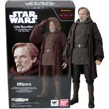Bandai Tamashii Limited S.H.Figuarts Star Wars Luke Skywalker (The Last Jedi)