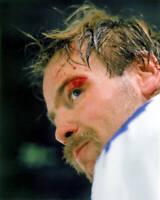 Wendel Clark Toronto Maple Leafs UNSIGNED 8x10 Photo W