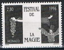 Monaco postfris 1996 MNH 2278 - Grand Prix van de Magie