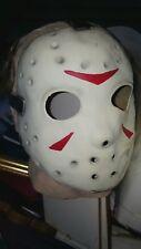 Friday The 13th: Jason Vorhees Full Head Neck Latex Pro Movie Mask