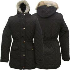 Vêtements capuche pour fille de 2 à 16 ans Hiver, 11 - 12 ans