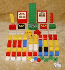 LEGO Sets: 4131-1 Freestyle Building Set (1995) 100% COMPLETE 71 Piece FACES etc