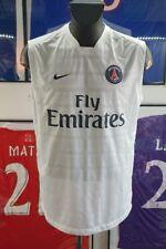 Maillot jersey shirt maglia camiseta trikot PSG Paris porté worn entrainement L