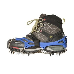 Nortec Alp Micro Crampons Ultralight Winter Trekking Mountaineering