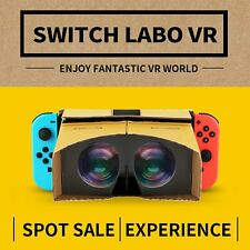 DIY Glasses Kit Switch Labo Für Nintendo Switch Konsole