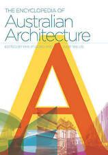 The Encyclopedia of Australian Architecture by Cambridge University Press (Hardback, 2011)