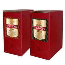 6,32€/l Wikinger Met 3 Liter Bag mit Zapfhahn Mischpaket 2 x 3 Liter
