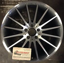 Mercedes C63 2011 2012 2013 85167 aluminum OEM wheel rim 19 x 9