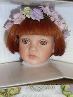 """8"""" Sarah by Pauline Bjonness-Jacobsen LE Paulinettes #1056/3000 NRFB Mint w/Box"""
