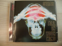 STRAY   -  ALL  IN  YOUR  MIND  ,     2 CDs   1997  ,     ROCK ,  HARDROCK