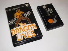 Betamax Video ~ The Dragon Lives ~ Bruce Lee ~ Pre-Cert ~Brent Walker/VideoSpace