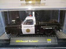 CASTLINE M2 2020 HOBBY EXCLUSIVE HS08, POLICE PATROL 1976 CHEVROLET SCOTTSDALE.