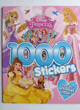 New Disney Princess 1000 Stickers Book Children Girls Ages 3+ Over 60 Activities