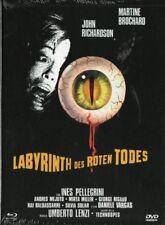Eyeball Blu Ray & DVD Mediabook X Rated Kult 1975 Umberto Lenzi The Devil's Eye