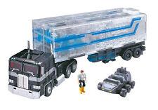 WeiJiang Commander MPP10 Optimus Prime/Scourge Transparent trailer enlarge
